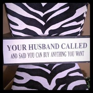 😁~YOUR HUSBAND CALLED~😁